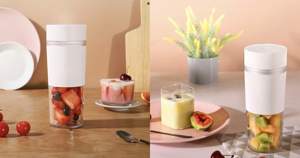 Un mini exprimidor de jugos ideal para el verano