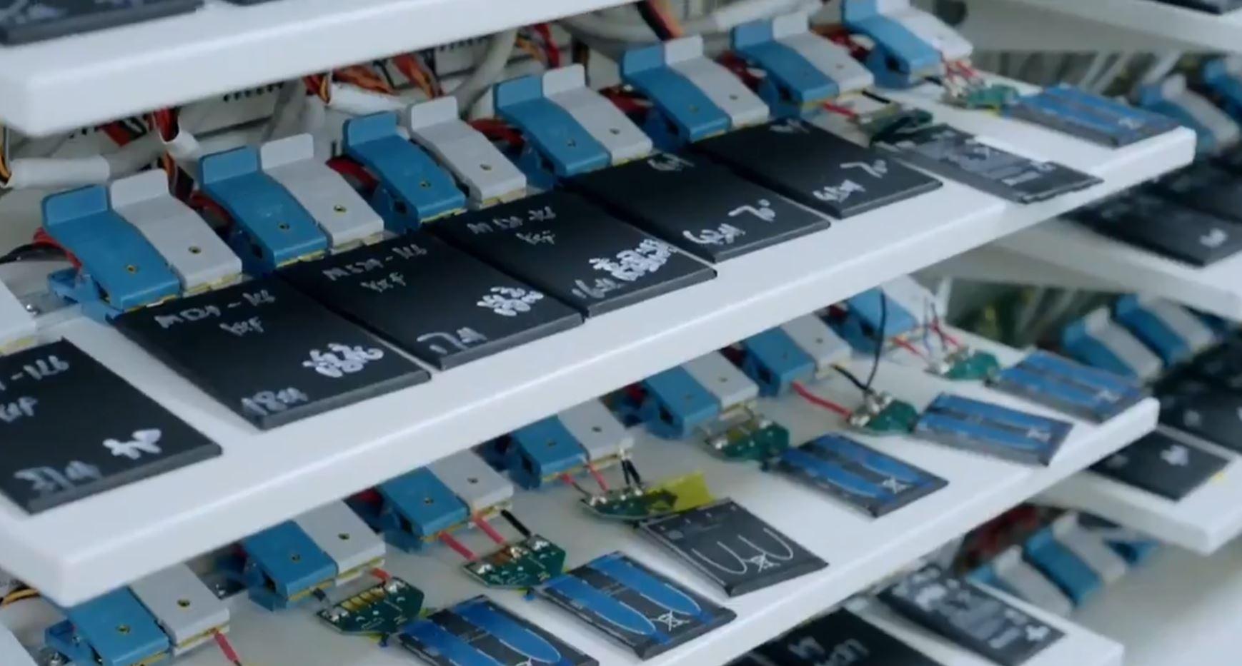 Así es como Xiaomi pone a prueba las baterías de sus smartphones. Noticias Xiaomi Adictos