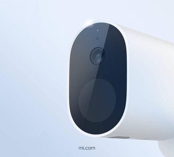 La cámara de exterior de Xiaomi con IP65 y batería integrada llega al mercado Global. Noticias Xiaomi Adictos