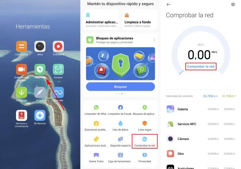 ¿Problemas con el acceso a Internet en tu Xiaomi? esta herramienta oculta de MIUI te ayudará