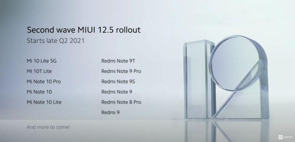 Estos son todos los Xiaomi que quedan por recibir MIUI 12.5 según el calendario oficial. Noticias Xiaomi Adictos
