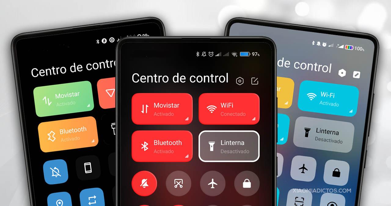 Estos trucos te permitirán sacarle más partido al Centro de control de tu Xiaomi. Noticias Xiaomi Adictos
