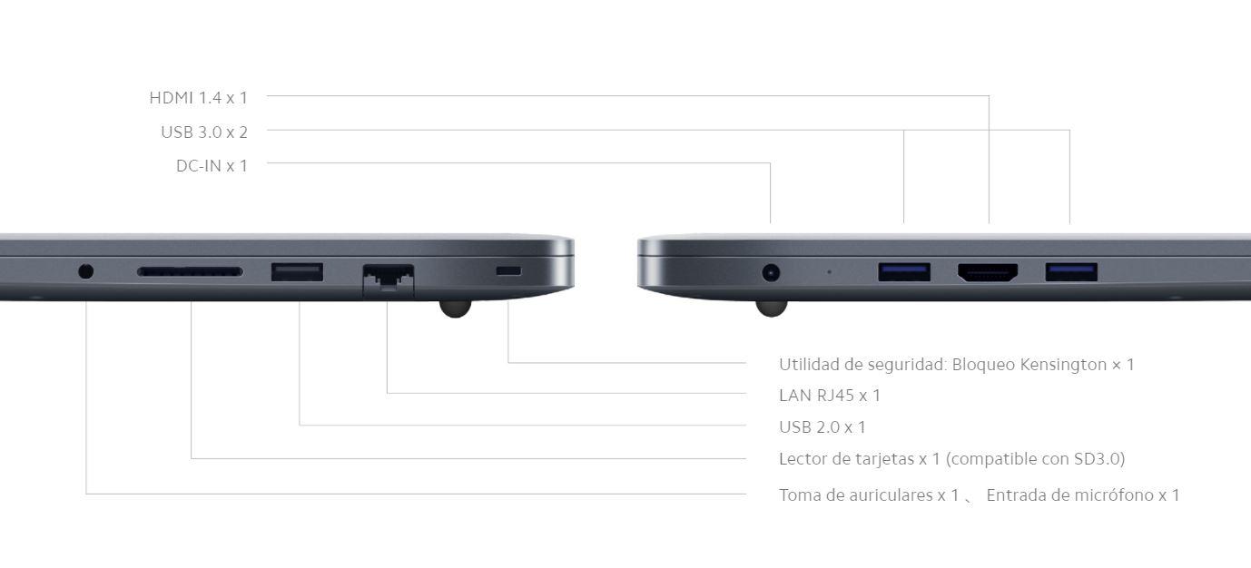 El RedmiBook 15 llega al mercado Global como uno de los mejores portátiles calidad/precio. Noticias Xiaomi Adictos