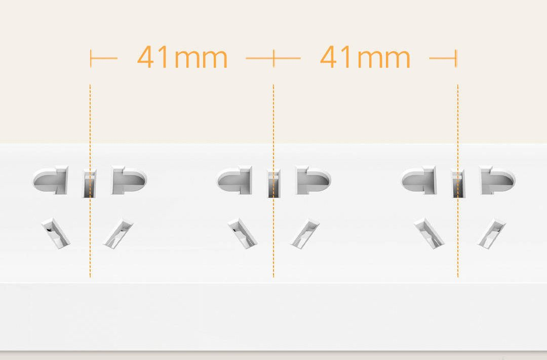 Xiaomi launches a new universal socket strip and several USB with fast charging