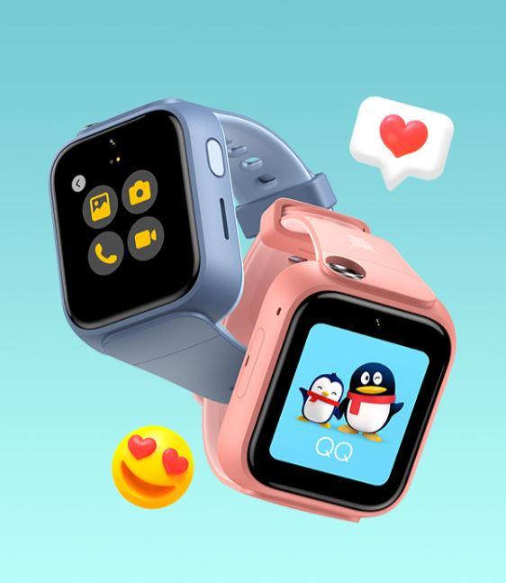Así es el nuevo reloj inteligente para niños de Xiaomi con dos cámaras y 4G. Noticias Xiaomi Adictos