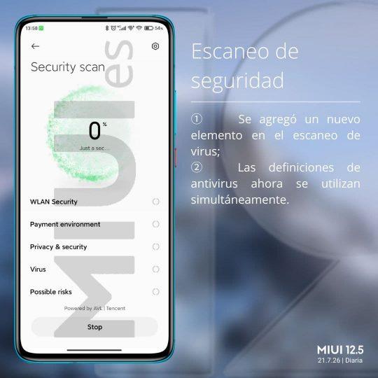 Xiaomi mejora la seguridad de MIUI ampliando las definiciones de antivirus. Noticias Xiaomi Adictos