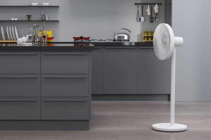 Este ventilador de Xiaomi cuenta con batería, es inteligente y está en Amazon por solo 99 euros. Noticias Xiaomi Adictos