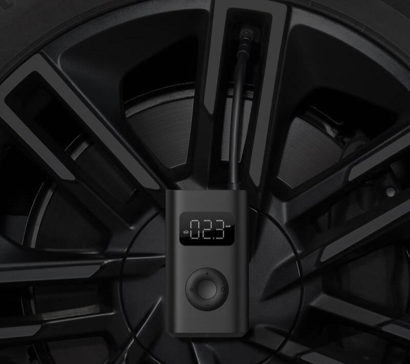 Nuevo Xiaomi Mi Portable Air Pump 1S: la versión mejorada del famoso inflador eléctrico. Noticias Xiaomi Adictos