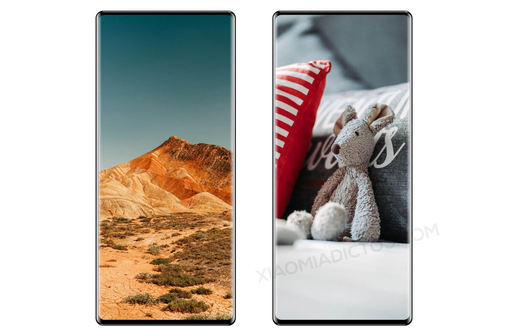Se filtran nuevas imágenes del Xiaomi Mi Mix 4 y su aspecto es simplemente brutal. Noticias Xiaomi Adictos