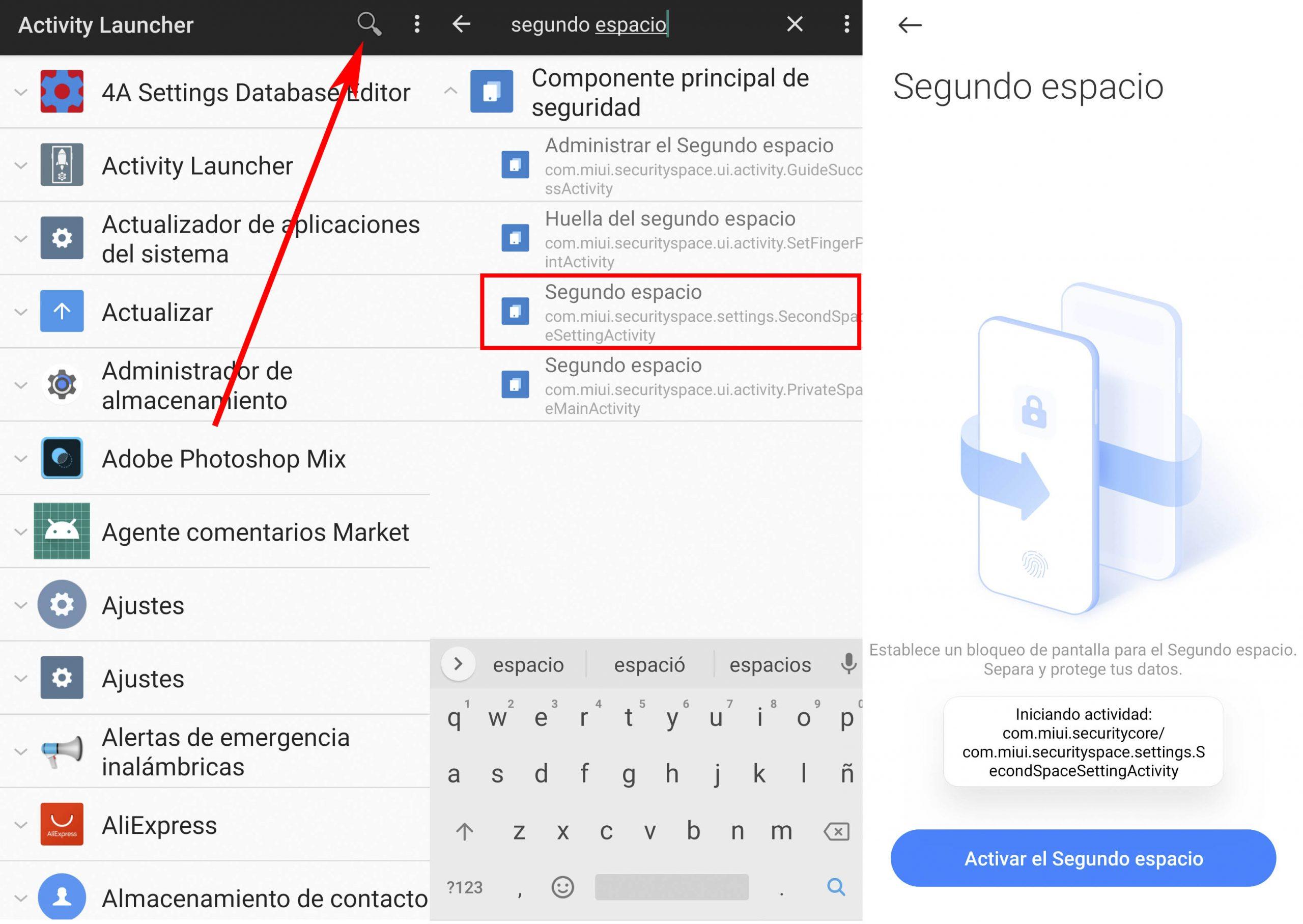 Cómo activar el Segundo espacio si tu Xiaomi no cuenta con esta opción. Noticias Xiaomi Adictos