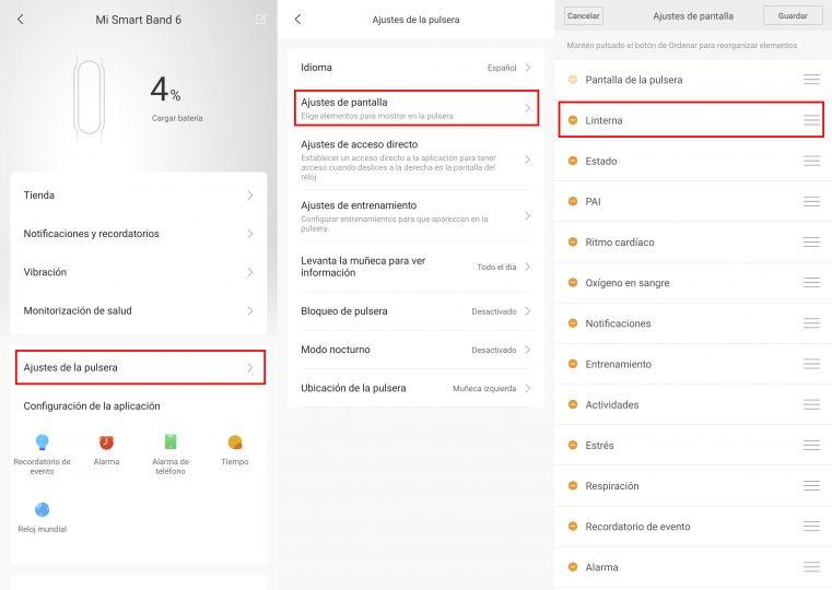 La Xiaomi Mi Band 6 se actualiza con una de las funciones más útiles: así puedes activarla. Noticias Xiaomi Adictos