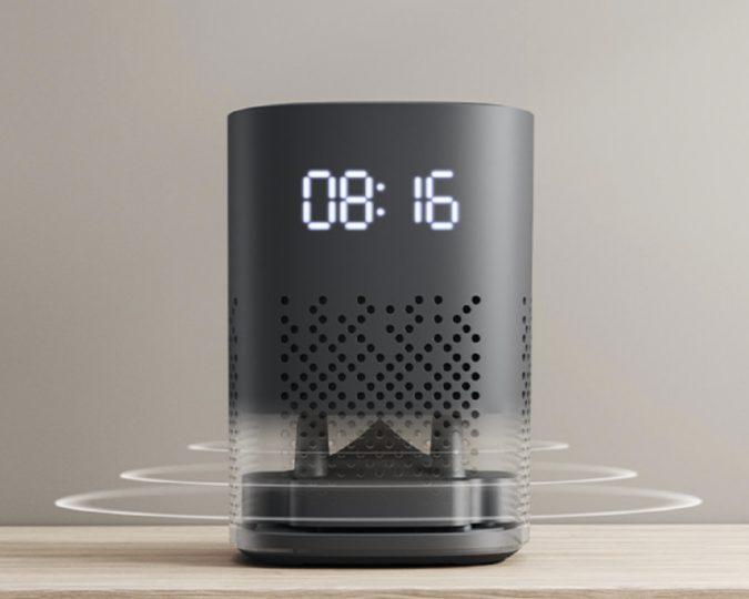 Xiaomi lanza un nuevo altavoz inteligente con reloj despertador integrado. Noticias Xiaomi Adictos.