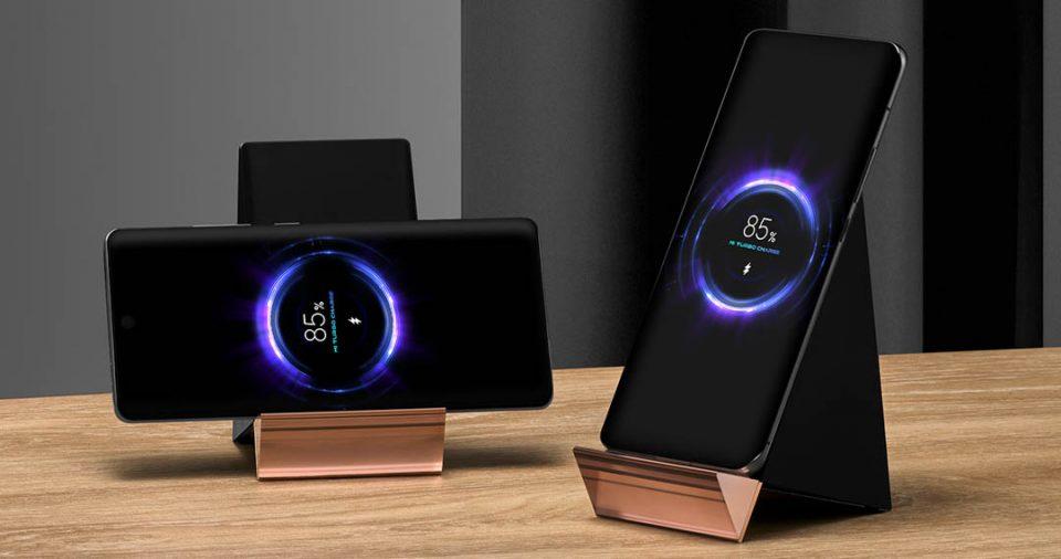 Xiaomi lanza una nueva base de carga inalámbrica capaz de alcanzar los 100W de potencia. Noticias Xiaomi Adictos
