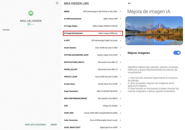 Esta aplicación te permitirá desbloquear todas las funciones de MIUI en tu Xiaomi. Noticias Xiaomi Adictos