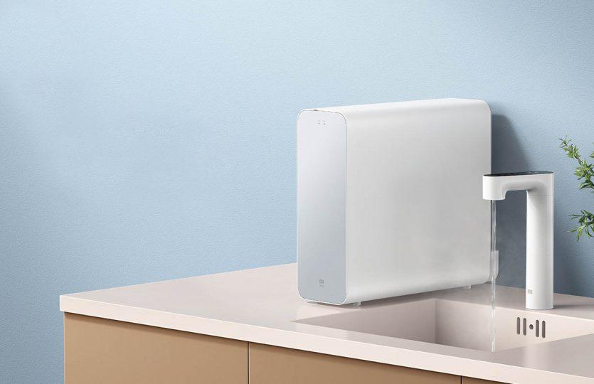 Capaz de hervir y purificar el agua de forma instantánea, así es el nuevo grifo de Xiaomi. Noticias Xiaomi Adictos