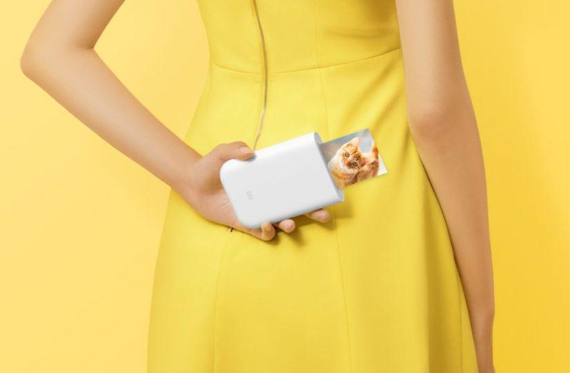 Esta impresora portátil de Xiaomi puede ser tuya ahora casi a la mitad de precio. Noticias Xiaomi Adictos