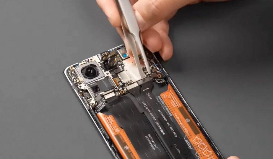 """Así es el interior del Xiaomi Mi Mix 4 y su cámara selfie """"invisible"""". Noticias Xiaomi Adictos"""