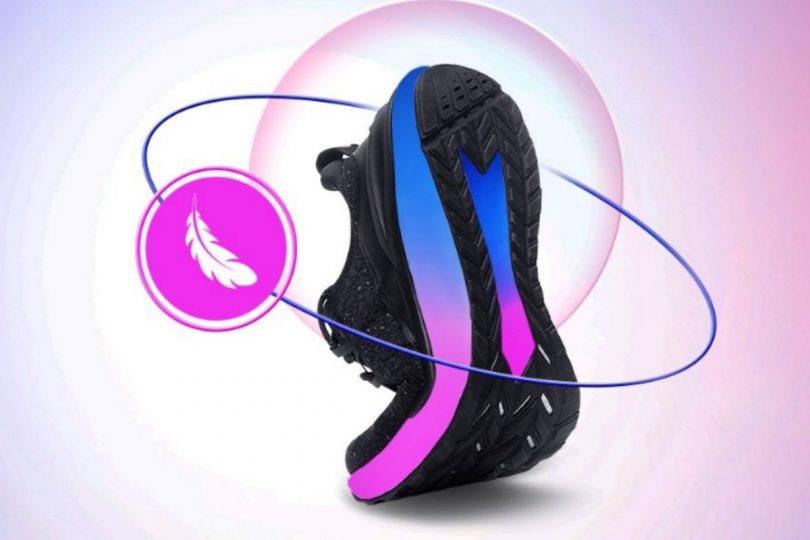 Xiaomi prepara el lanzamiento de unas nuevas zapatillas de diseño ultra-ligero. Noticias Xiaomi Adictos