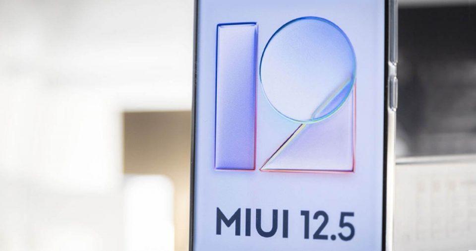 MIUI 12.5 comienza a llegar a uno de los últimos móviles de Xiaomi