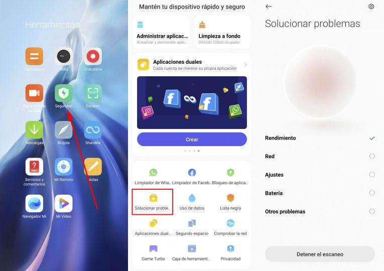 ¿Problemas con tu Xiaomi? esta funcionalidad oculta de MIUI te puede ayudar. Noticias Xiaomi Adictos