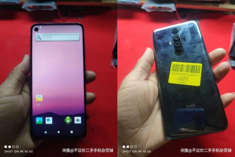 Se filtra el prototipo del que iba a ser el POCO F2, el auténtico sucesor del POCOPHONE F1. Noticias Xiaomi Adictos