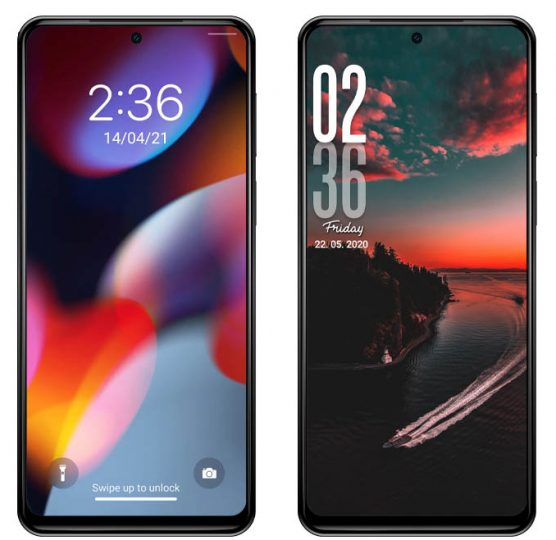 Cinco pantallas de bloqueo diferentes para personalizar tu Xiaomi, Redmi o POCO. Noticias Xiaomi Adictos