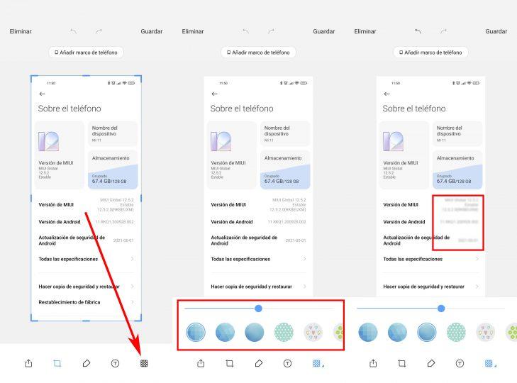 Cinco consejos para sacarle mayor partido a las capturas de pantalla en tu Xiaomi
