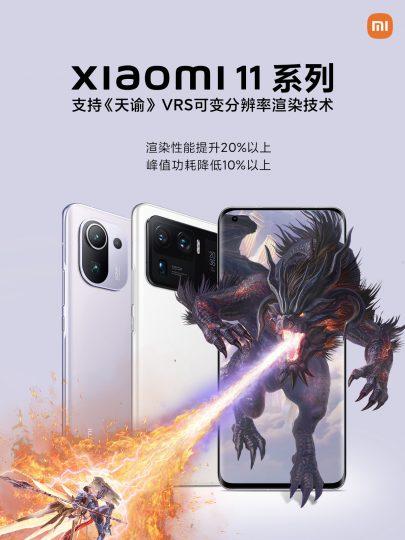 Xiaomi implementa el renderizado VRS de alto rendimiento en algunos de sus móviles. Noticias Xiaomi Adictos