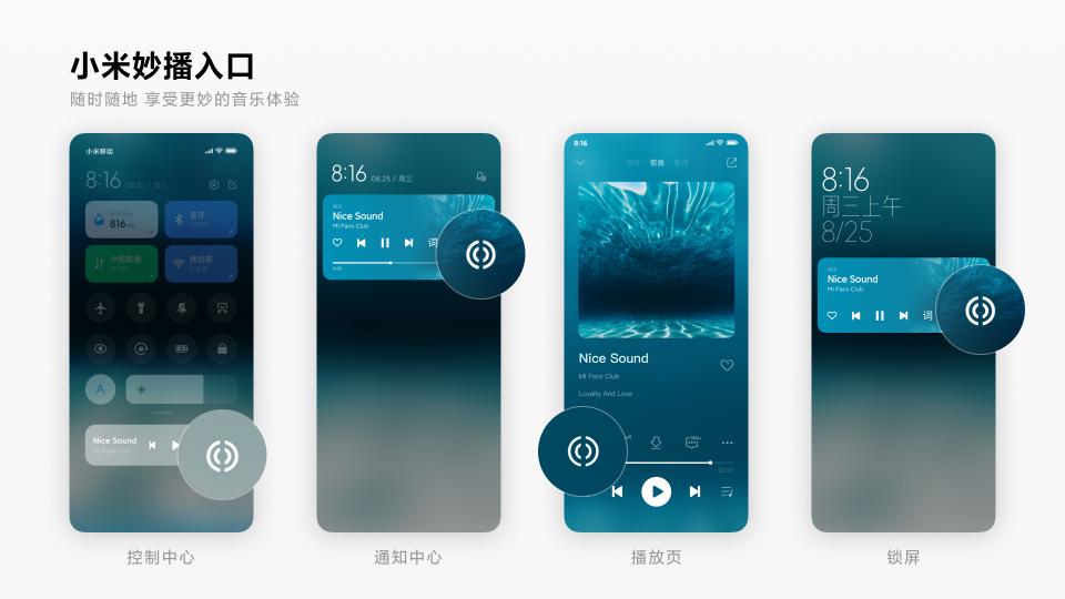 """Xiaomi Magic, un nuevo servicio al estilo """"Spotify"""" para la transmisión de música. Noticias Xiaomi Adictos"""