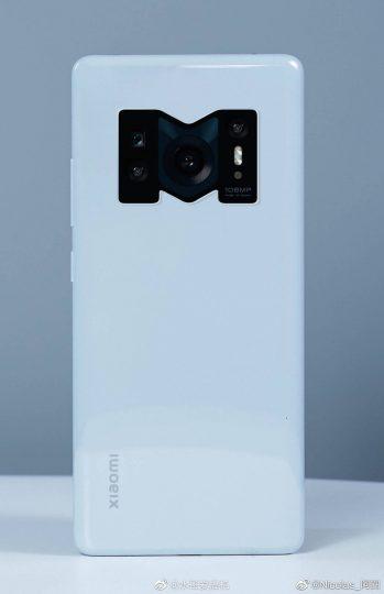 Posible diseño descartado del Xiaomi 12