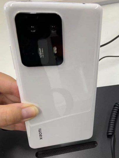 Se filtran las primeras imágenes reales del Xiaomi Mi Mix 4 a nada de su presentación. Noticias Xiaomi Adictos