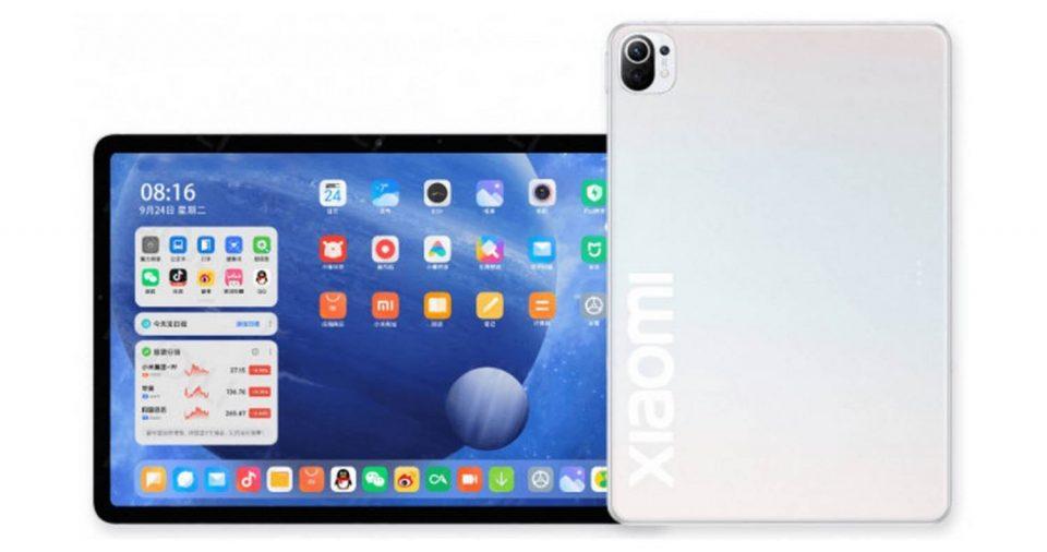 Se confirma, la Xiaomi Mi Pad 5 contará con su propio teclado y lápiz óptico
