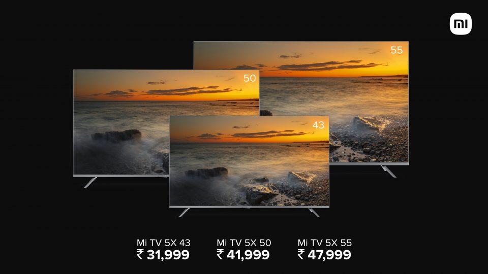 Xiaomi Mi TV 5X, una nueva línea de televisores económicos con sonido de cine. Noticias Xiaomi Adictos