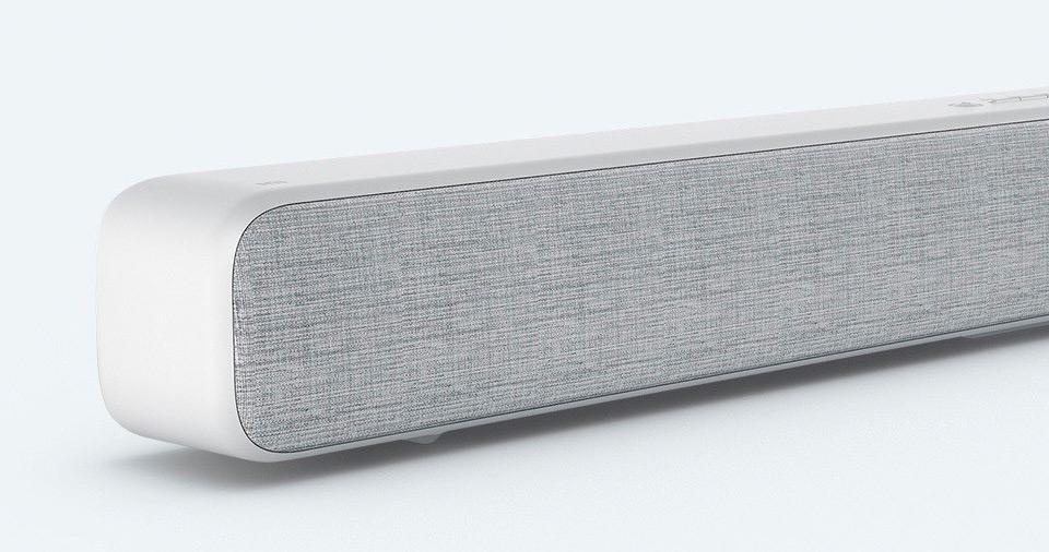 Diseño de la barra de sonido Xiaomi Mi TV Soundbar