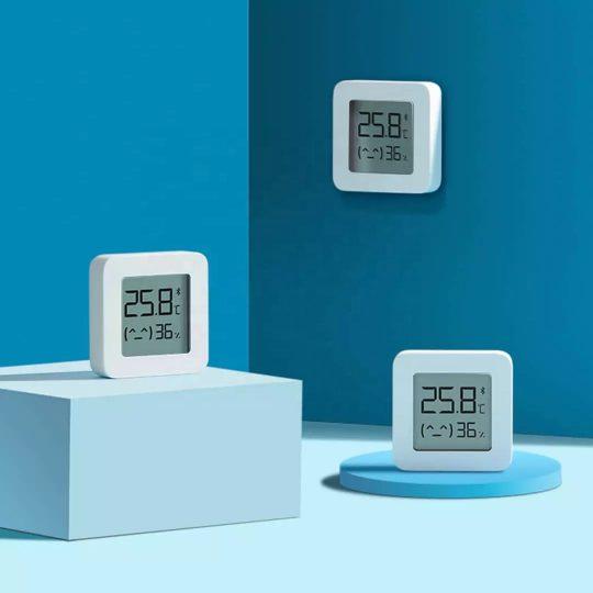 Monitor de humedad y temperatura dos