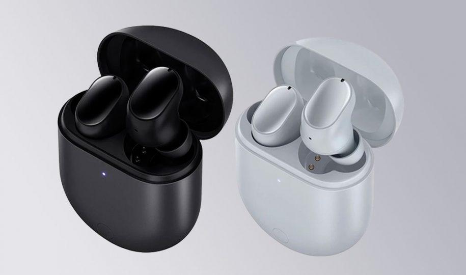 Diseño del Redmi Buds 3 Pro