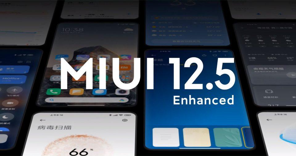MIUI 12.5 Enhanced también llegará a la gama media de Xiaomi: modelos compatibles. Noticias Xiaomi Adictos
