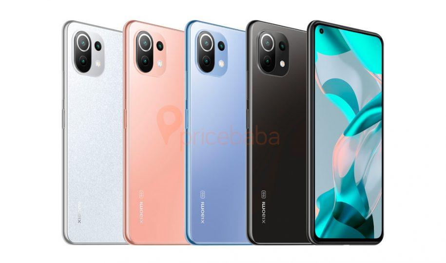 Nuevo Xiaomi 11 Lite NE 5G