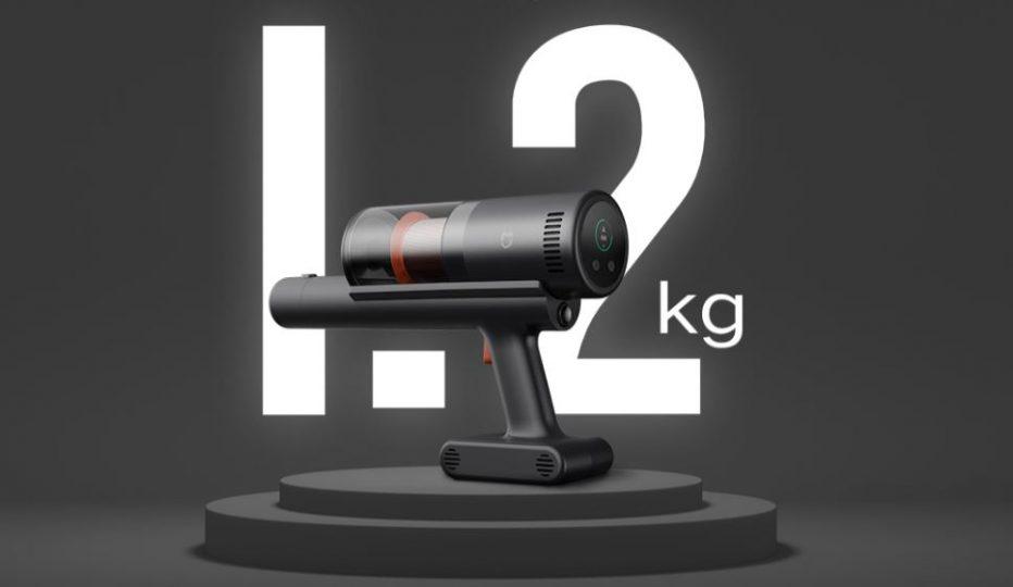 Xiaomi lanza una nueva aspiradora sin cables de diseño ultraligero. Noticias Xiaomi Adictos