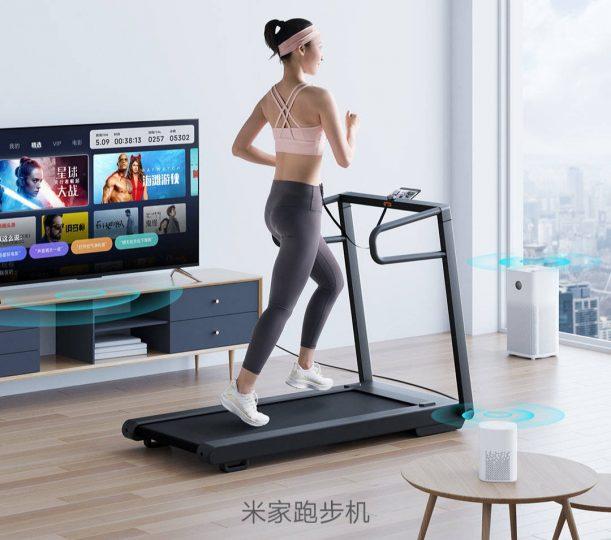 Xiaomi lanza una nueva cinta de correr inteligente de diseño plegable. Noticias Xiaomi Adictos