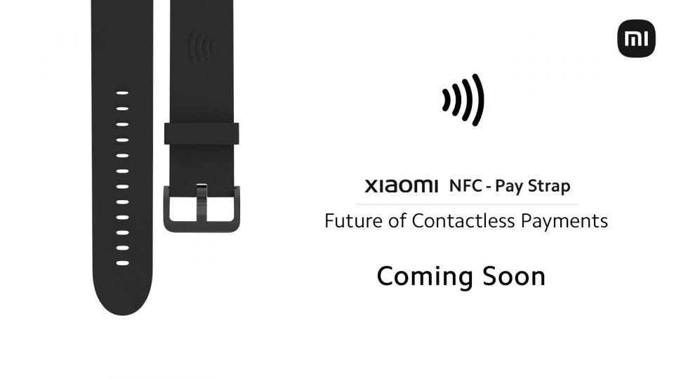 Xiaomi anuncia su correa NFC que te permitirá pagar con cualquier reloj. Noticias Xiaomi Adictos