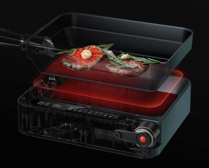 Xiaomi pone a la venta una curiosa freidora que no genera humos. Noticias Xiaomi Adictos