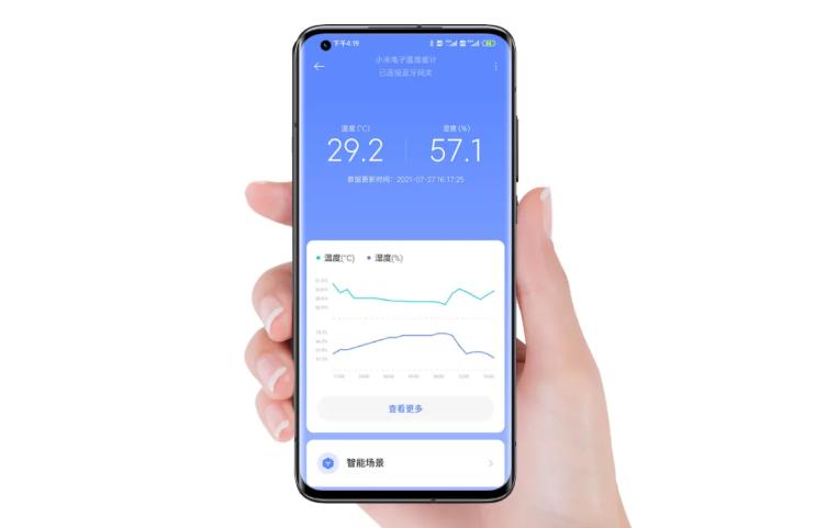 Xiaomi presenta su nuevo monitor de temperatura y humedad con 2 años de autonomía. Noticias Xiaomi Adictos