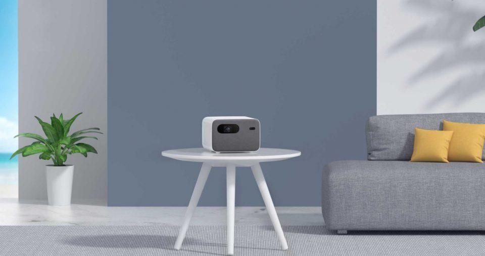 El proyector Xiaomi Mi Smart Projector 2 Pro está casi 300 euros más barato en Amazon. Noticias Xiaomi Adictos