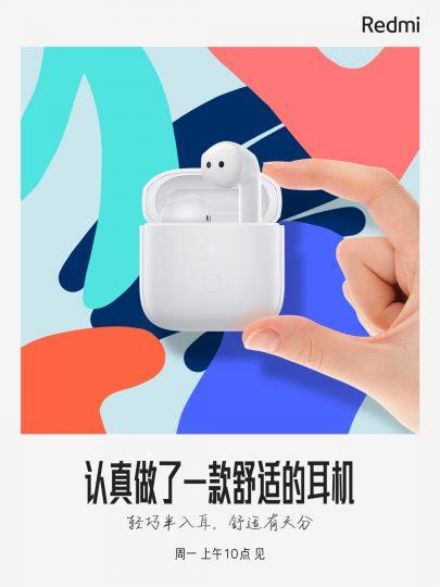 Xiaomi anuncia los Redmi Buds 3, sus nuevos auriculares de formato semi-in-ear. Noticias Xiaomi Adictos