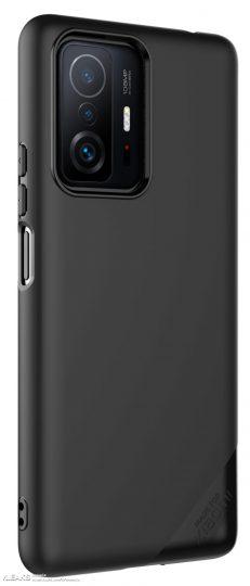 Se filtra el diseño del Xiaomi 11T días antes de su presentación. Noticias Xiaomi Adictos