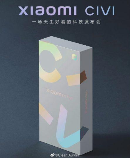 El nuevo Xiaomi CIVI no traerá cargador en su caja. Noticias Xiaomi Adictos