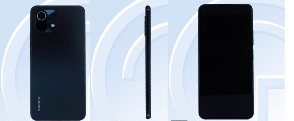 El Xiaomi Mi 11 Lite NE deja ver su diseño y características a través de TENAA. Noticias Xiaomi Adictos