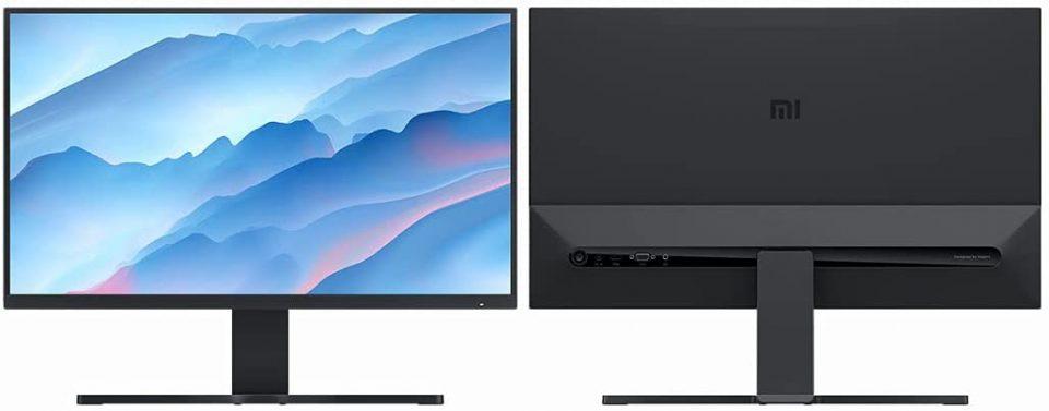"""El Xiaomi Monitor Mi Desktop 27"""" sale a la venta en Amazon por solo 199 euros. Noticias Xiaomi Adictos"""