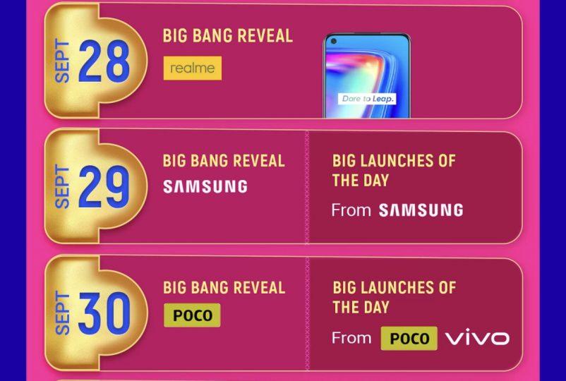 Los POCO X4 y POCO M4 podría ser presentados el 30 de septiembre. Noticias Xiaomi Adictos